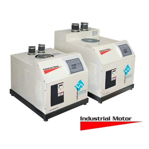 SISTEM-AIR INDUSTRIAL MOTOR